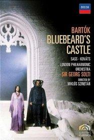 Bartk: Bluebeard's Castle [DVD Video]