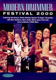 Modern Drummer Festival 2000 DVD