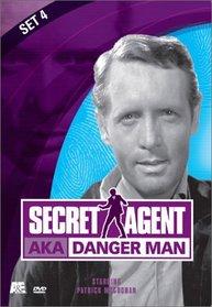 Secret Agent AKA Danger Man, Set 4