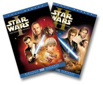 Star Wars - Episodes I & II (Full Screen Edition)