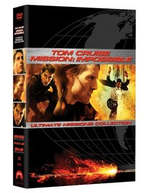 Mission Impossible - Ultimate Missions Collection (Mission Impossible / Mission Impossible II / Mission Impossible III)