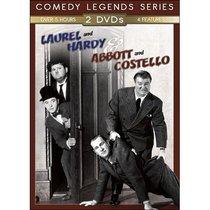 Abbott & Costello / Laurel & Hardy