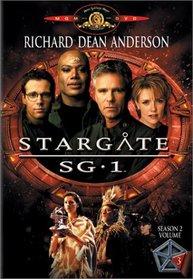 Stargate SG-1 Season 2, Vol. 3