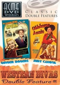 Western Divas Double Feature (The Groom Wore Spurs, Oklahoma Annie)