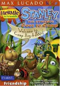 Stanley the Stinkbug Goes to Camp