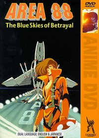 Area 88 - Blue Skies of Betrayal (Vol. 1)