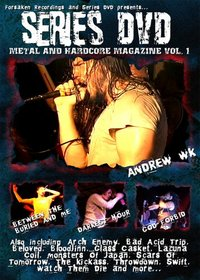 Series DVD: Metal & Hardcore Magazine, Vol. 1