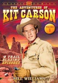 Adventures of Kit Carson:Vol 1 Classi