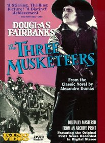 Three Musketeers (1921) (Silent)