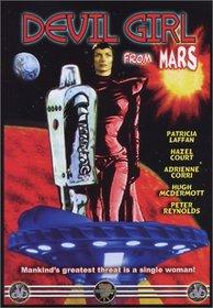 Devil Girl From Mars (Alien)