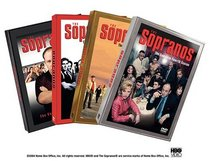 The Sopranos - The Complete First Four Seasons