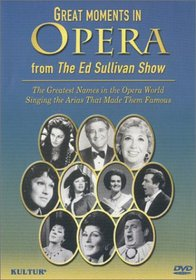 Great Moments in Opera from The Ed Sullivan Show