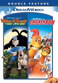 Wallace & Gromit Double Feature (Curse Were-Rabbit / Chicken Run)