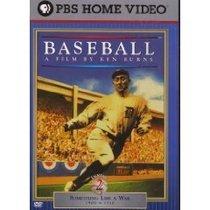 Baseball, Inning 2: Something Like a War (1900-1910)