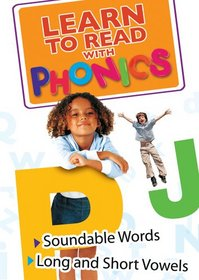 Learn to Read With Phonics Vol 2: Soundable Words / Long and Short Vowels