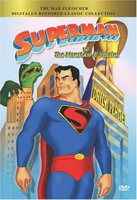 Superman vs. the Monsters and Villains