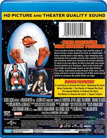 Howard the Duck [Blu-ray]