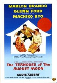The Teahouse Of The August Moon (DVD) Marlon Brando, Glenn Ford