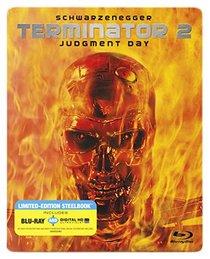Terminator 2: Judgment Day [Blu-ray Steelbook + Digital HD]