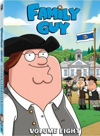 Family Guy, Vol. 8