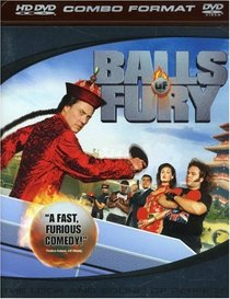 Balls of Fury (Combo HD DVD and Standard DVD)
