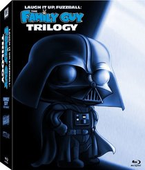 Laugh It Up Fuzzball: The Family Guy Trilogy (It's A Trap / Something Something Something Dark Side / Blue Harvest) [Blu-ray]