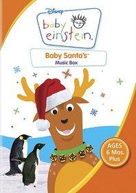 Baby Einstein - Baby Santa's Music Box