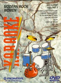 Karaoke Rock Pop, Vol. 2: Modern Women