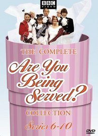 Are You Being Served? Collection 2 (Series 6-10)