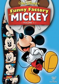 Walt Disney's Funny Factory With Mickey