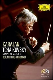 Tchaikovsky - Symphonies 4, 5 and 6