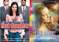 First Daughter/Ever After