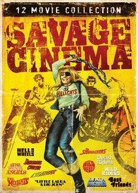 Savage Cinema: 12 Movie Collection