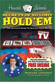 Howard Lederer's Secrets of No Limit Hold 'Em