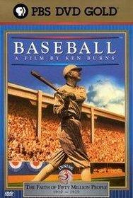Baseball Inning 3: The Faith of Fifty Million People 1910-1920