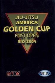 """Jiu-Jitsu America """"Golden Cup: First Open Rio 2004"""""""