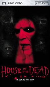 House of the Dead [UMD for PSP]