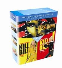 Kill Bill, Vol. 1 / Kill Bill, Vol. 2 / From Dusk Till Dawn [Blu-ray]