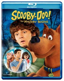 Scooby-Doo: The Mystery Begins [Blu-ray]