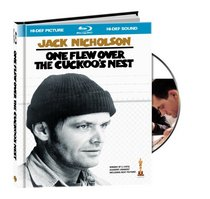 One Flew Over the Cuckoo's Nest (Blu-ray Book)