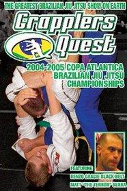 """Grapplers Quest """"2004-2005 Copa Atlantica Brazilian Jiu Jitsu Championships"""""""