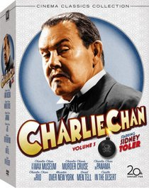 Charlie Chan Collection, Vol. 5 (Charlie Chan At The Wax Museum/Murder Over New York/Dead Men Tell/Charlie Chan In Rio/Charlie Chan In Panama/Murder Cruise/Castle in the Desert)