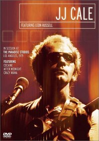 J.J. Cale - In Session at the Paradise Studios