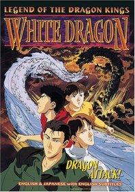 Legend of the Dragon Kings - White Dragon