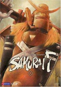 Samurai 7, Vol. 3 - From Farm to Fortress