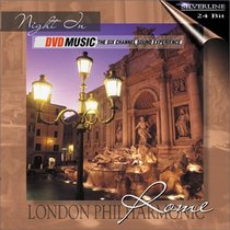 Night in Rome - London Philharmonic (DVD Audio)