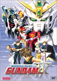 Mobile Suit Gundam Wing - Operation 9