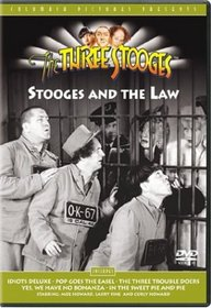 The Three Stooges - Stooges and the Law