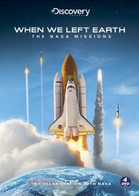 When We Left Earth - The NASA Missions (4-Disc Set in Limited Edition Tin)