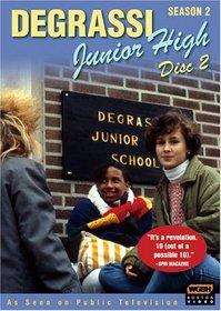 Degrassi Junior High: Season 2, Disc 2